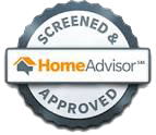 Home Advisor Badge - RW Dowding Plumbing