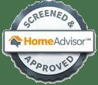 Home Advisor Badge - RW Dowding Plumbing