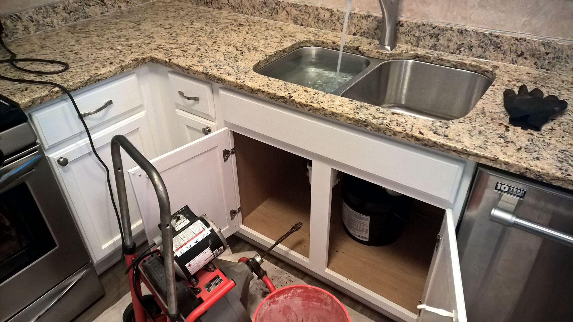 Leaky Faucet Mokena IL - Sink & Faucet Installation Plumber - RW Dowding Plumbing